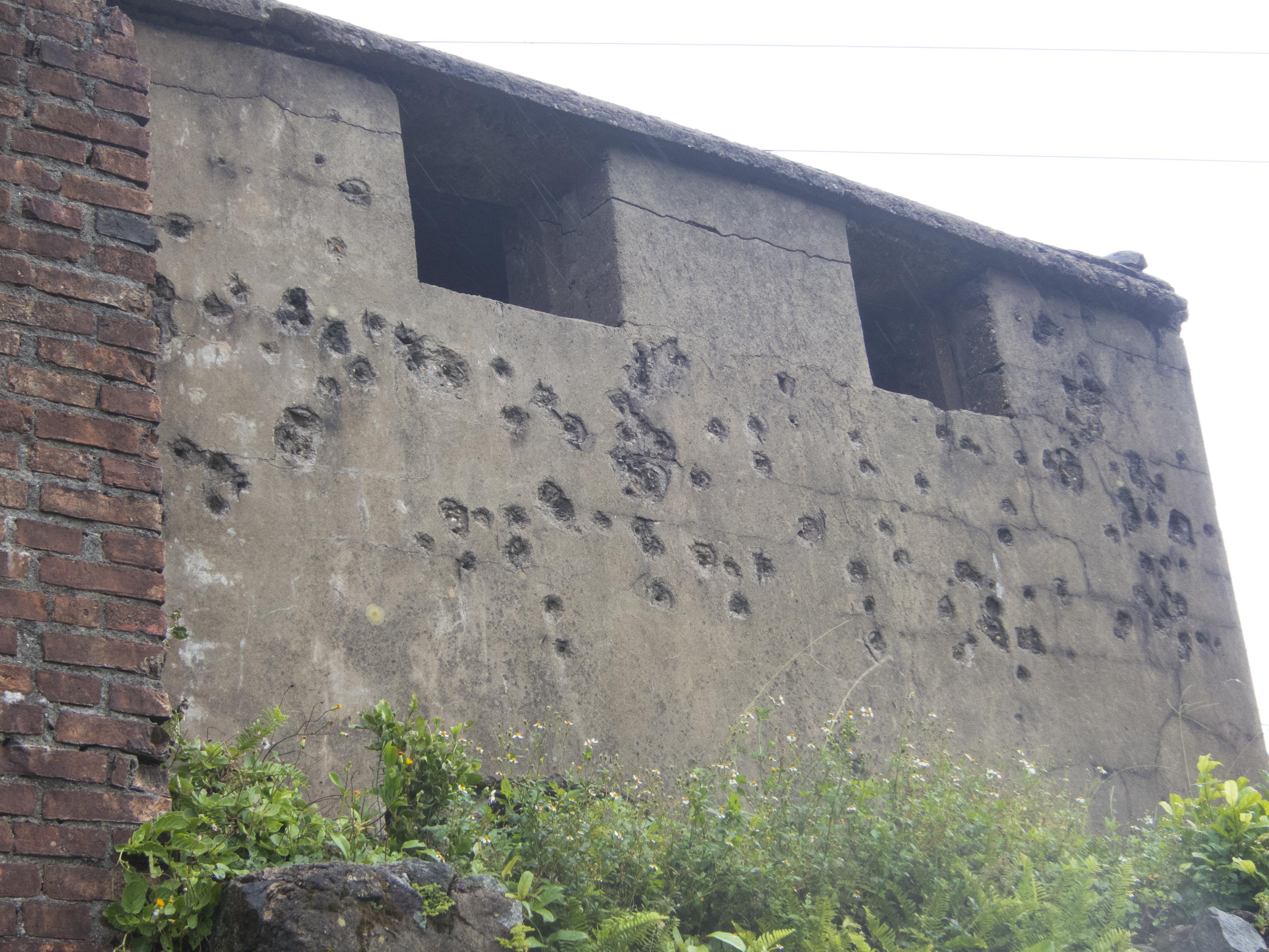 Hai Van Pass Bunker