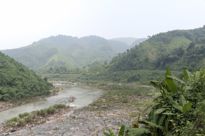 Dakrong River Vietnam