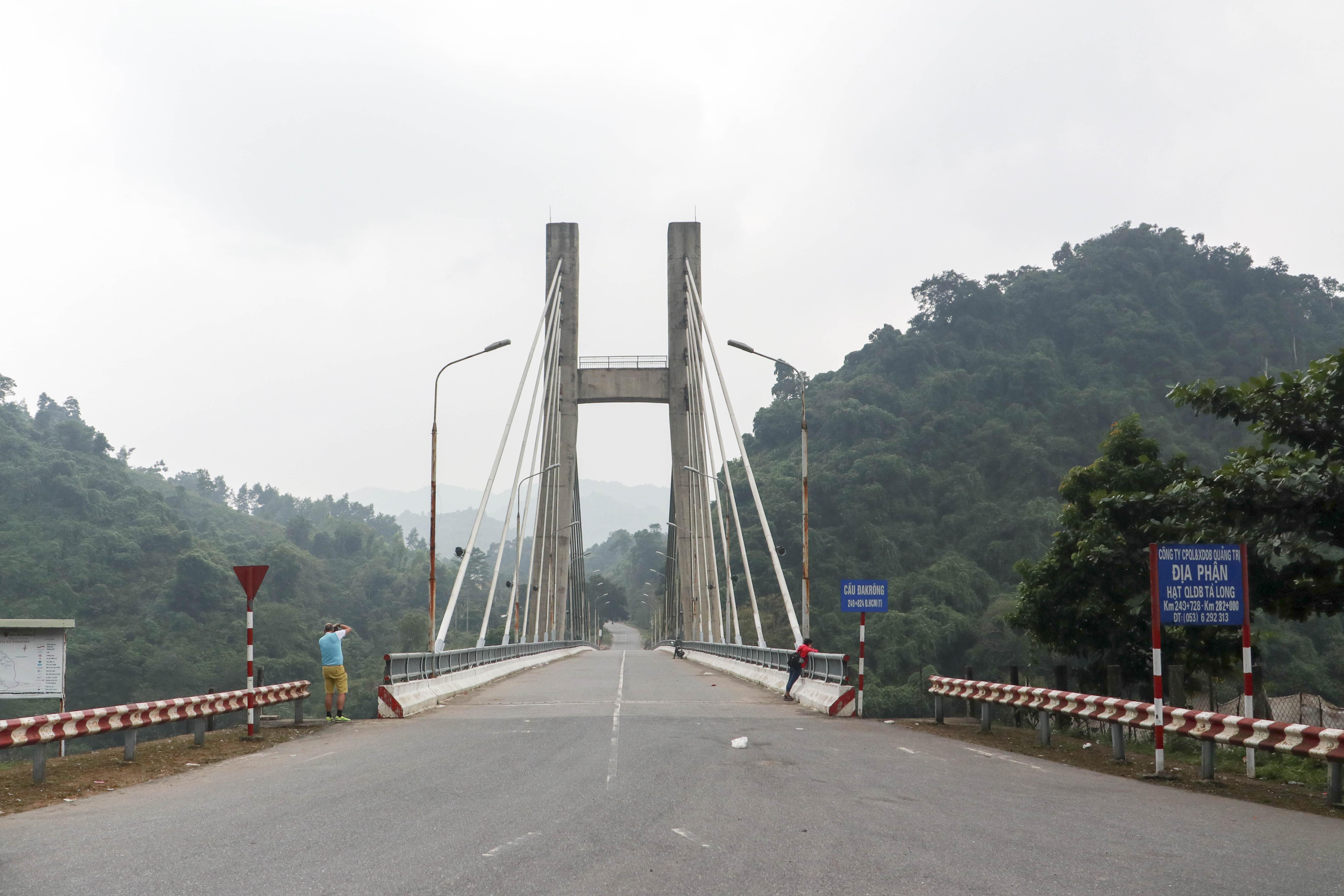 Dakrong Bridge Vietnam