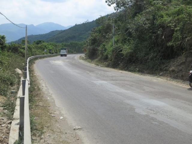 An Khe Pass Vietnam