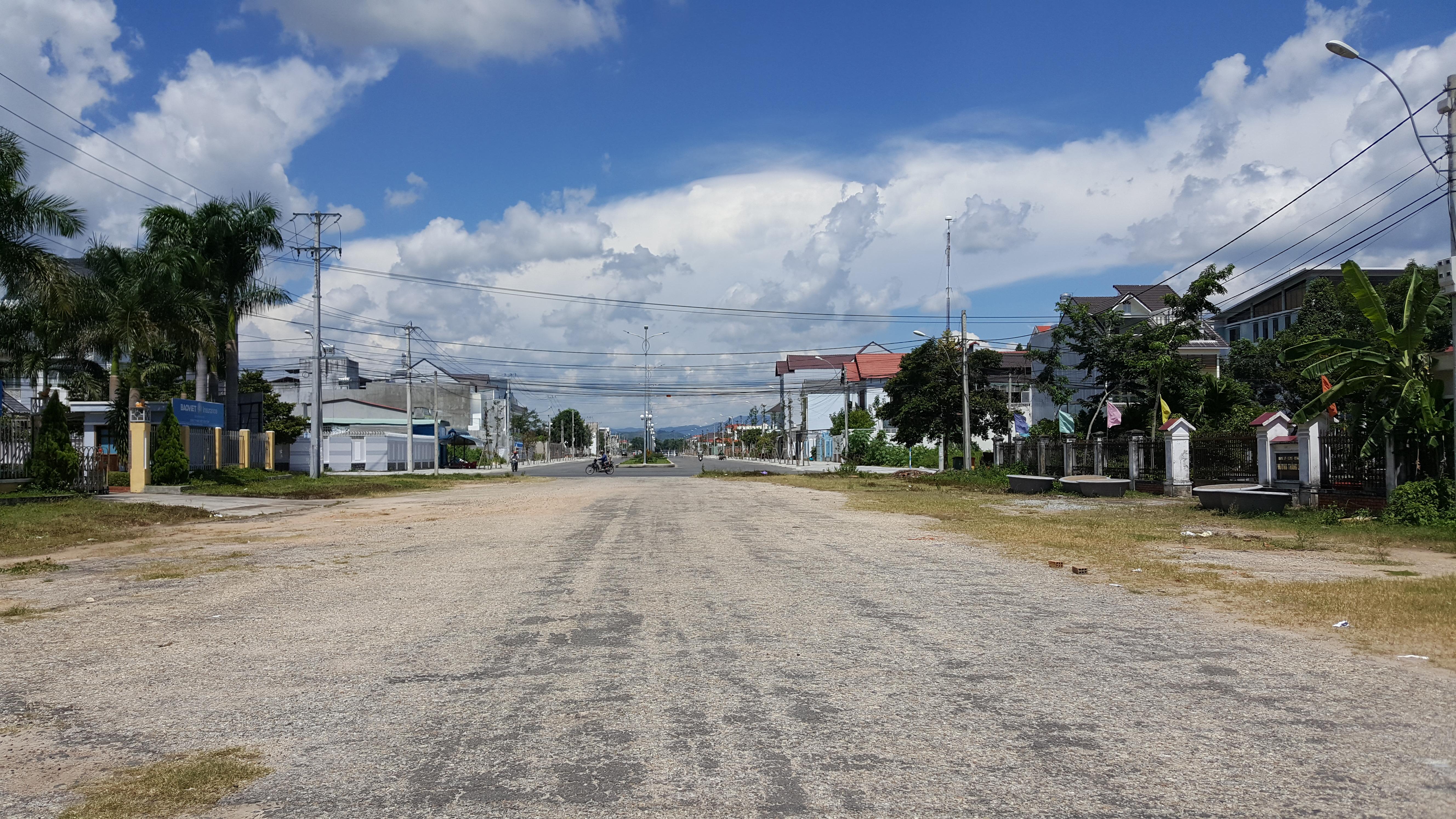 Kon Tum Airfield VIetnam