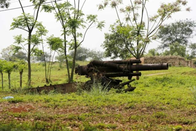 Khe Sanh Artillery