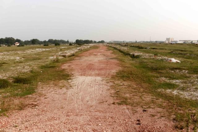 Quang Tri Combat Base runway