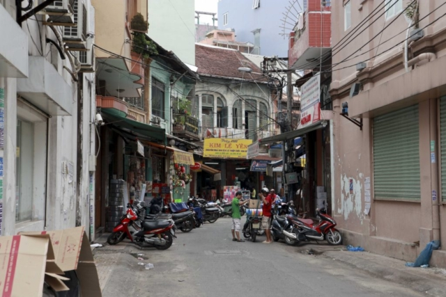 Cholon Alley