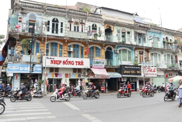 Cholon Shop Houses
