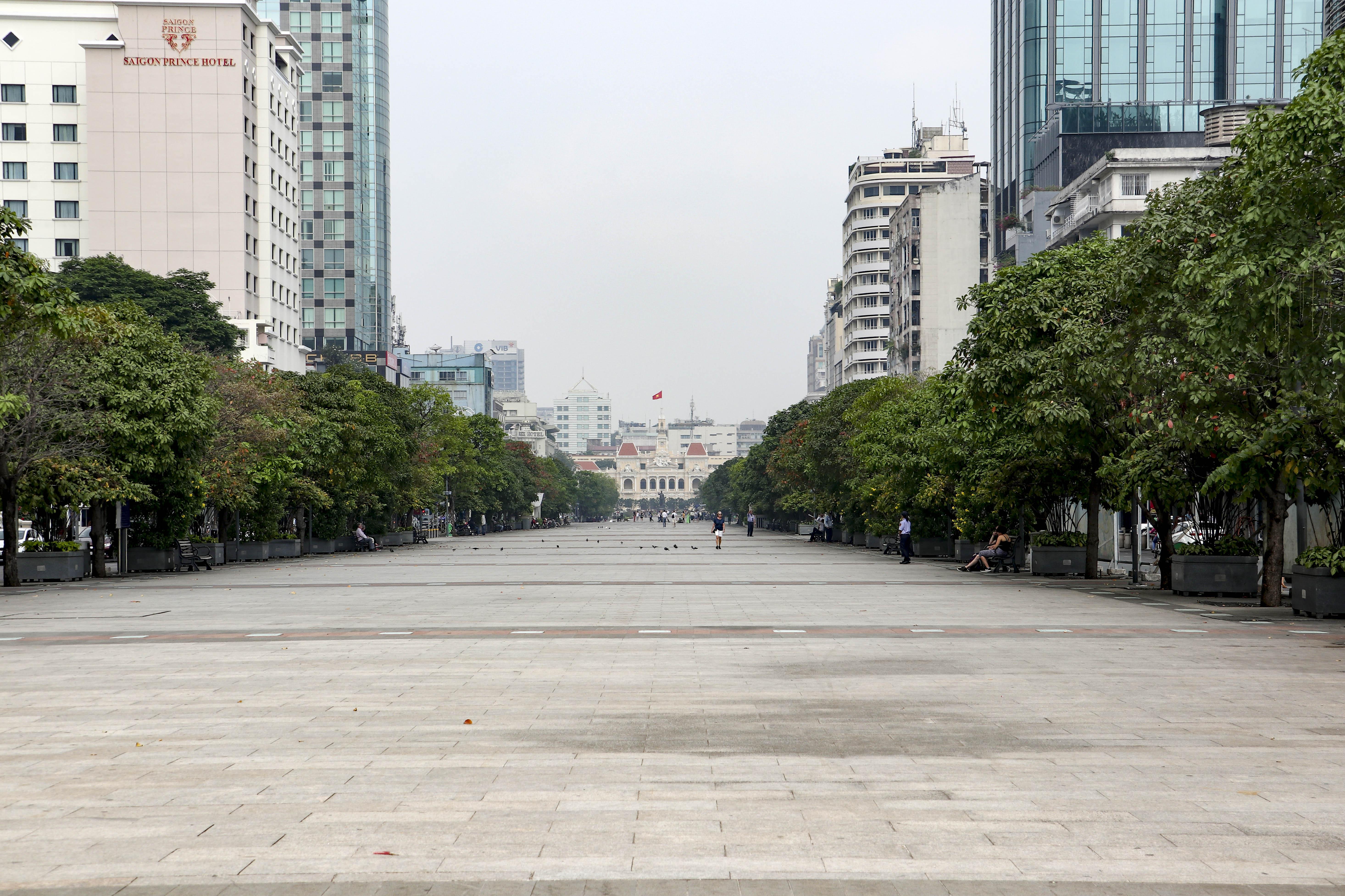 Nguyen Hue Street