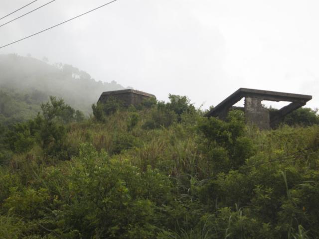 Hai Van Pass Bunkers