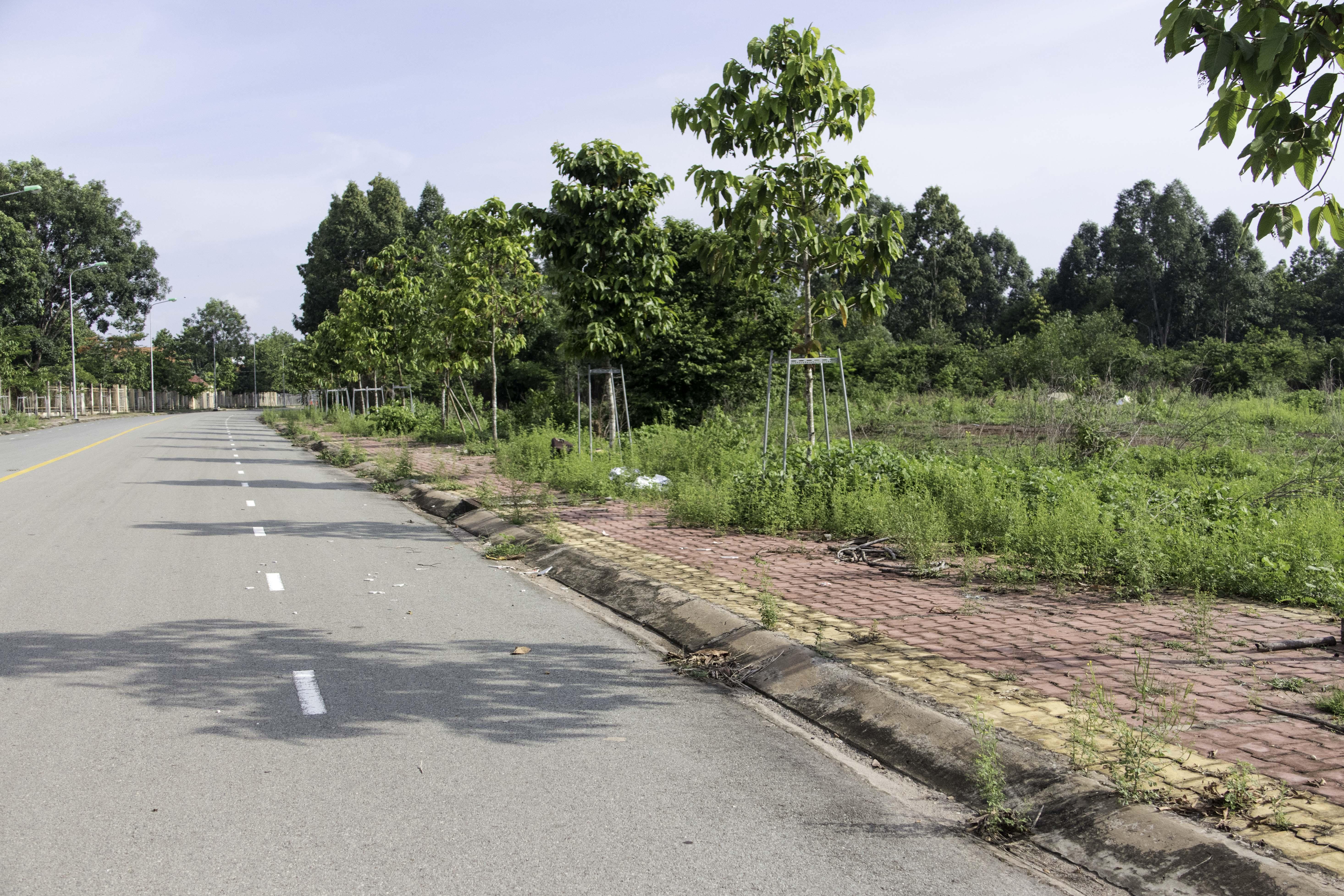 Phuoc Vinh Base Camp south of runway