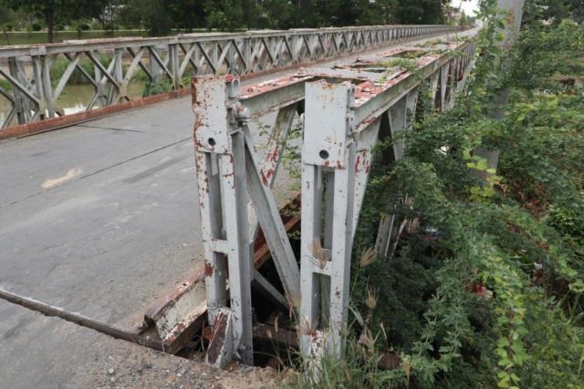Military Bridge in Plain of Reeds
