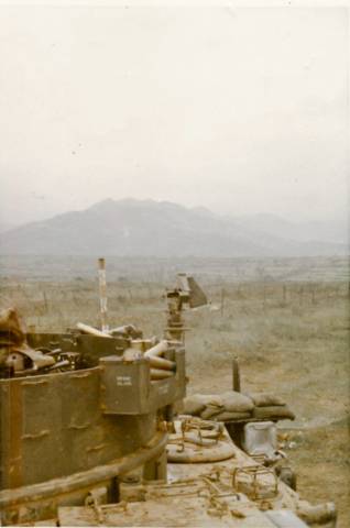 Mai Loc Special Forces Camp 1969